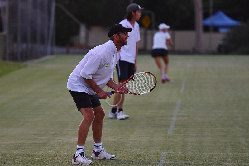 Riverland Tennis Div 1 Men Renmark v Cobby