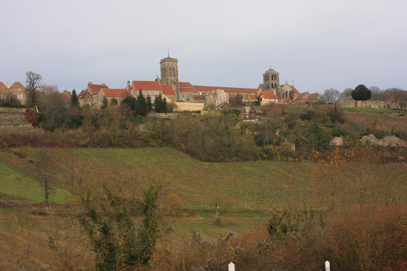 Abbey of la Madaleine, Vézelay 1104