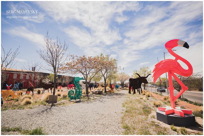 Prescott Gallery & Sculpture Garden - Santa Fe, New Mexico