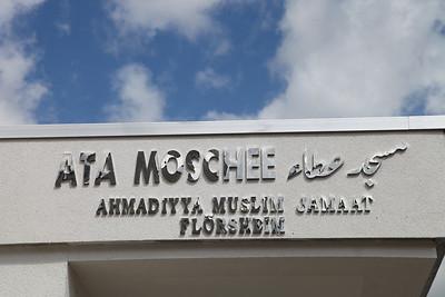 Florsheim Mosque Inauguration June 24th 2013