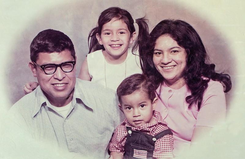 Family Portrait Retouch