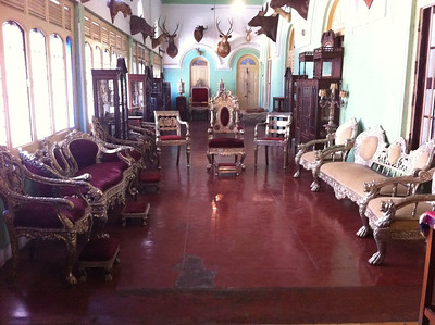 Maharajas Palace and Residential Museum - Mysore