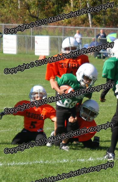 Orange vs Green 10-3-10