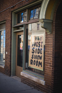 West Side Show Room
