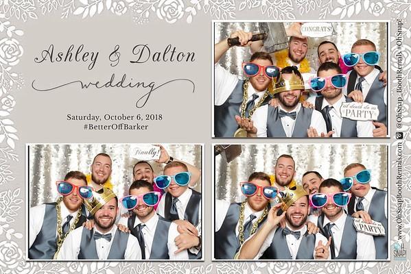 Ashley and Dalton's Wedding