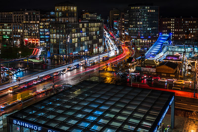 Potsdamer Platz in Berlin.