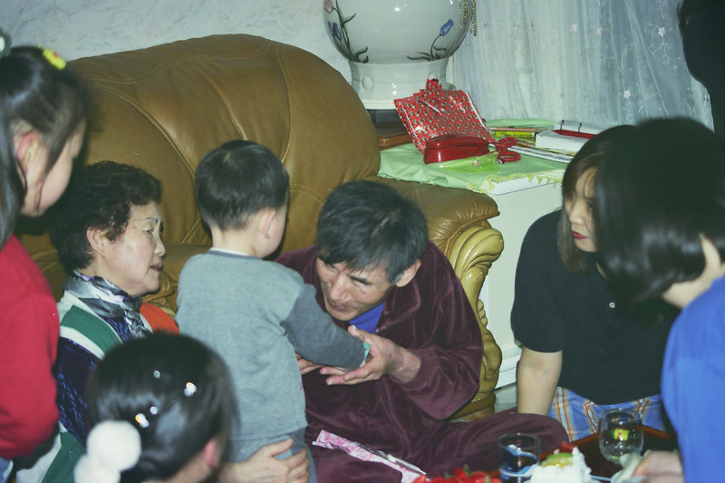 2000 February MiJung's dad's birthday Iksan.jpg