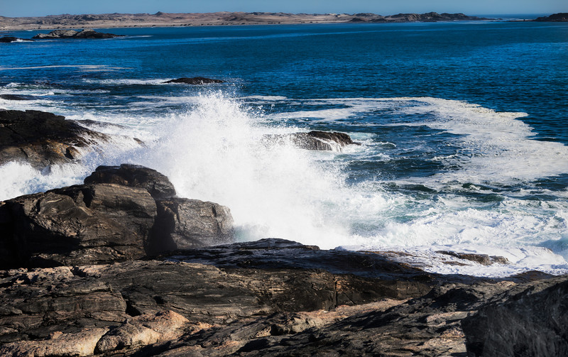 Diaz Point , near Luderitz