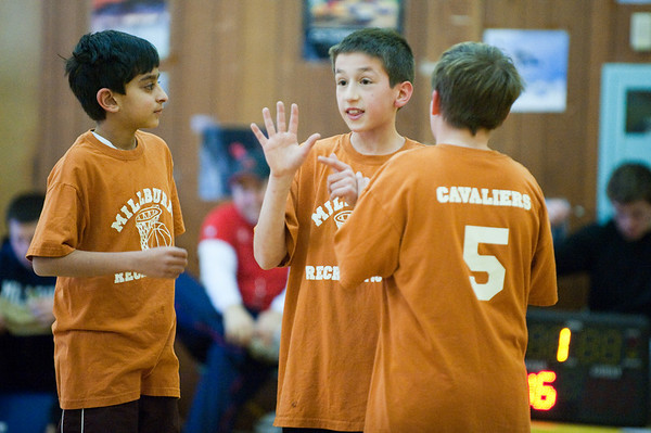 Cavaliers vs. Knicks 02.07.2009
