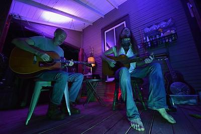 Grayson Capps & Corky Hughes 7.27.20 Live Stream