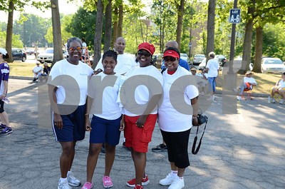 Warrensville Heights Wellness Walk 2012