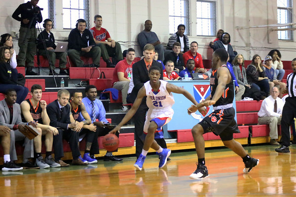 PG Basketball vs. Hargrave Military Academy - Dec. 9, 2017