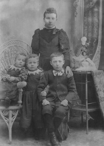 Theodore Schaff family