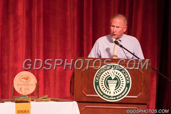 UPPER SCHOOL FALL AWARDS 11-08-2012