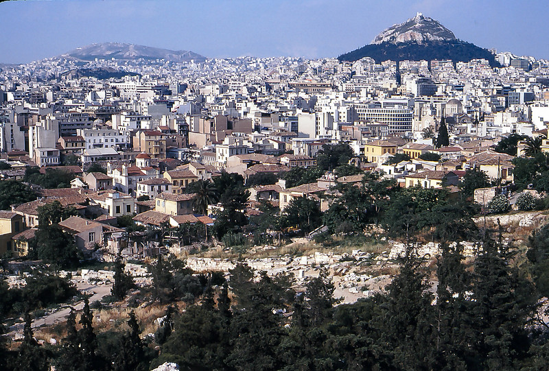 Athens, Greece, 1979