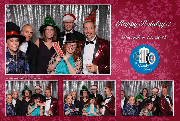 Candy Store Annual Holiday Party 2018