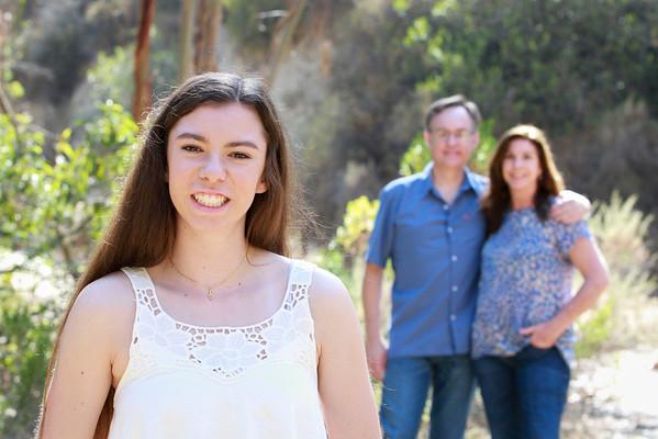 Samantha, Kelly and Mark