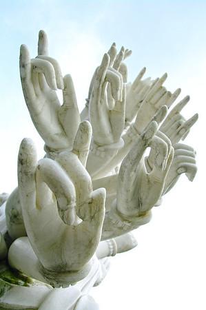 Goddess Hands