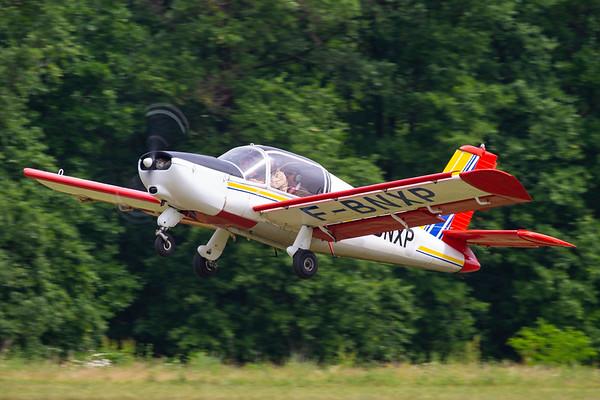 F-BNXP - Morane Saulnier MS-880B Rallye Club