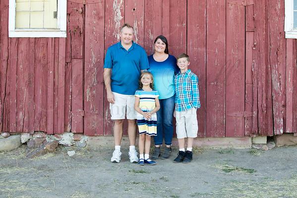 Triebelhorn family photos