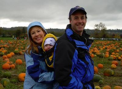 Kevin, Kelly & Zayne Glantz