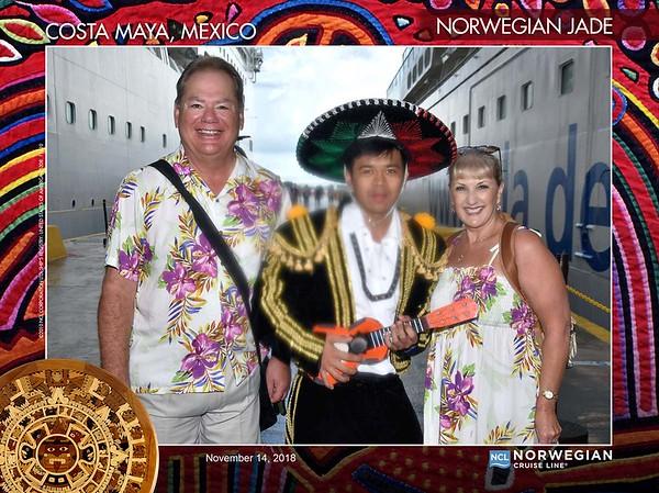 2018 nov 14 Costa Maya Mexico