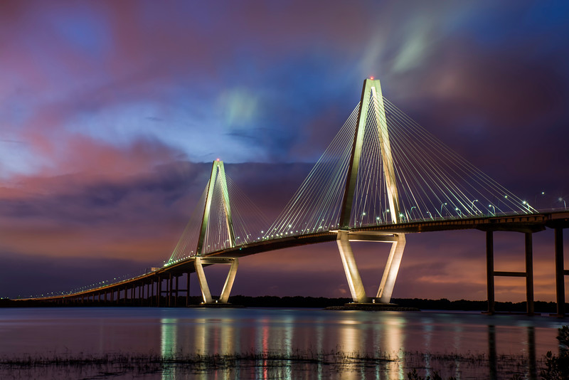 Ravenal Bridge Charleston South Carolina