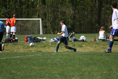 Elliott playing soccer 4/22/07