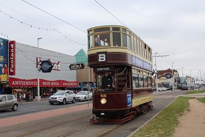 UK Heritage Trams