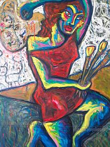 Artwork of Rita Flores