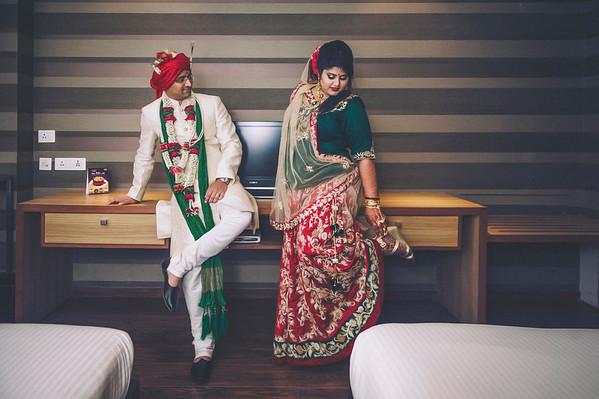 Anshini + Hardik - The Wedding Day