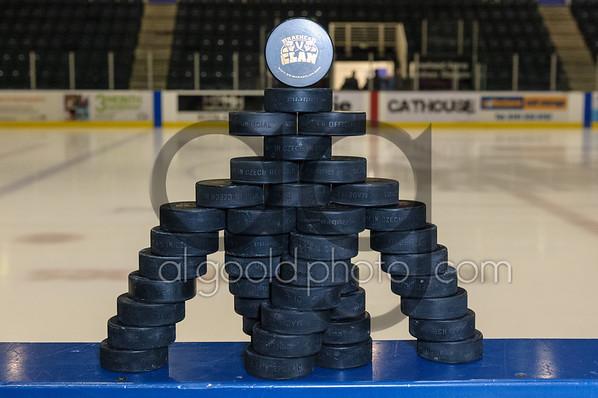 Clan v Flyers 10 Jan 2015