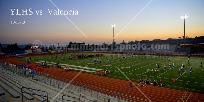 10-11-13 YLHS vs. Valencia