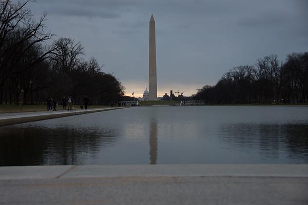 Washington D.C. Christmas 2020