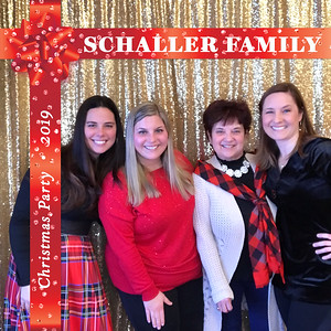 Schaller Family Christmas 2019