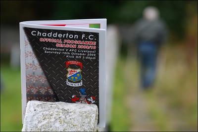 Chadderton (a) D 2-2 aet