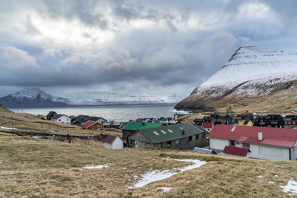 Eysturoy Faroe Islands