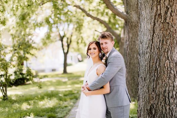 Mr & Mrs Portraits