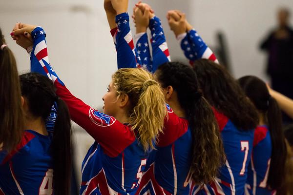 Oct. 31, 2017 - Volleyball - Brownsville Lopez vs VMHS Lady Patriots - Bi-district_GU