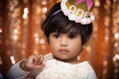 Aaliyah's 1st Birthday