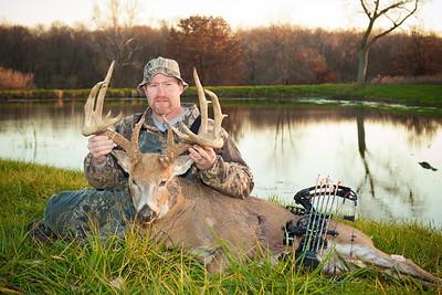 Matt Strawn Buck 2012-13