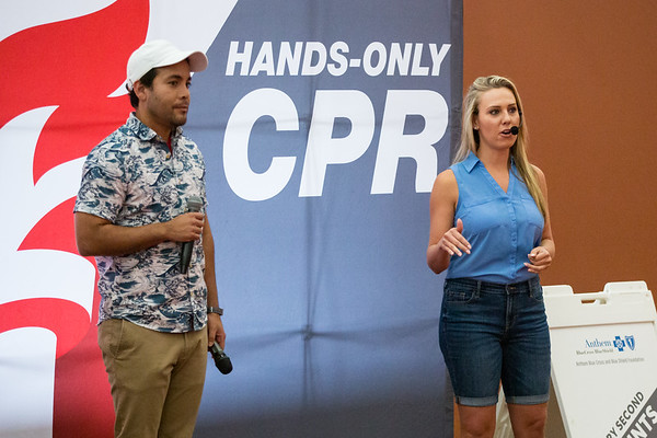 Hands Only CPR 2019