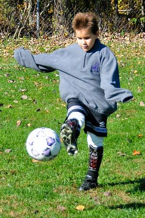 Rising Stars Soccer 10-18-08