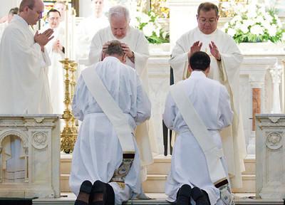 Fr. Holguin and Fr. Moloney Ordination