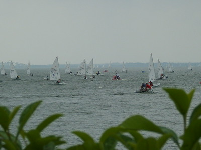 2006 World & European Laser 4.7 Championships, Hourtin