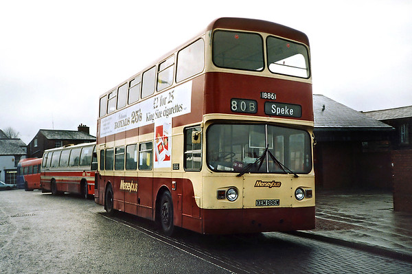 9th  and 11th January 1992: Ormskirk and St Helens