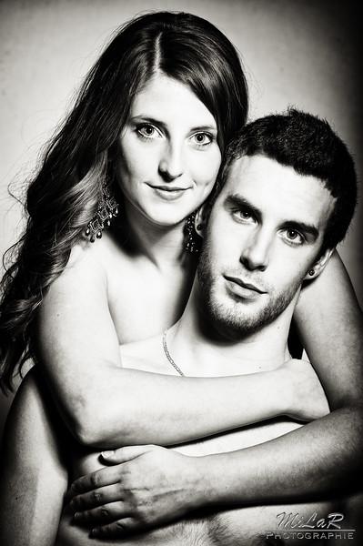 Alexandra et Vincent