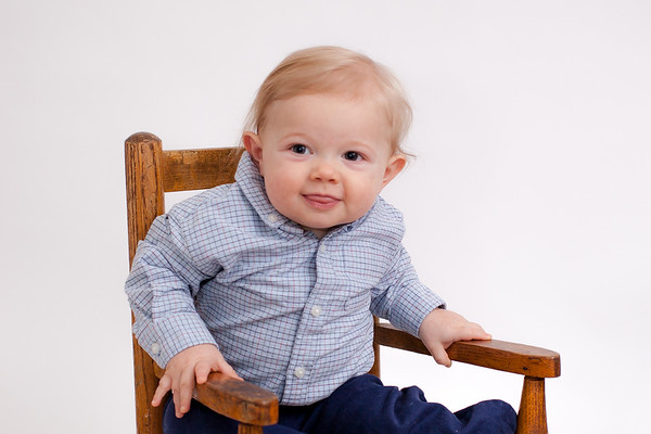 Henry - 9 Months