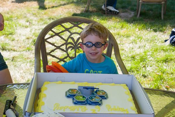 Casey's 6th Birthday Party