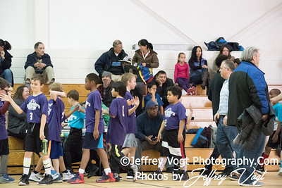 03/04/2017 4th Grade Boys Basketball Coach Mann, Photos by Jeffrey Vogt Photography